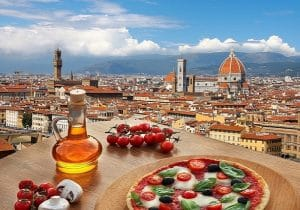 Dining in Rome 7